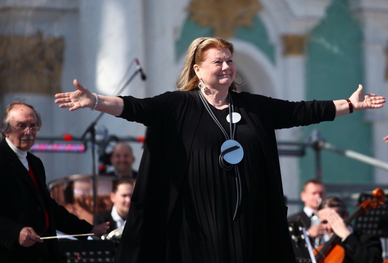 Ирина Муравьева празднует 70-летие