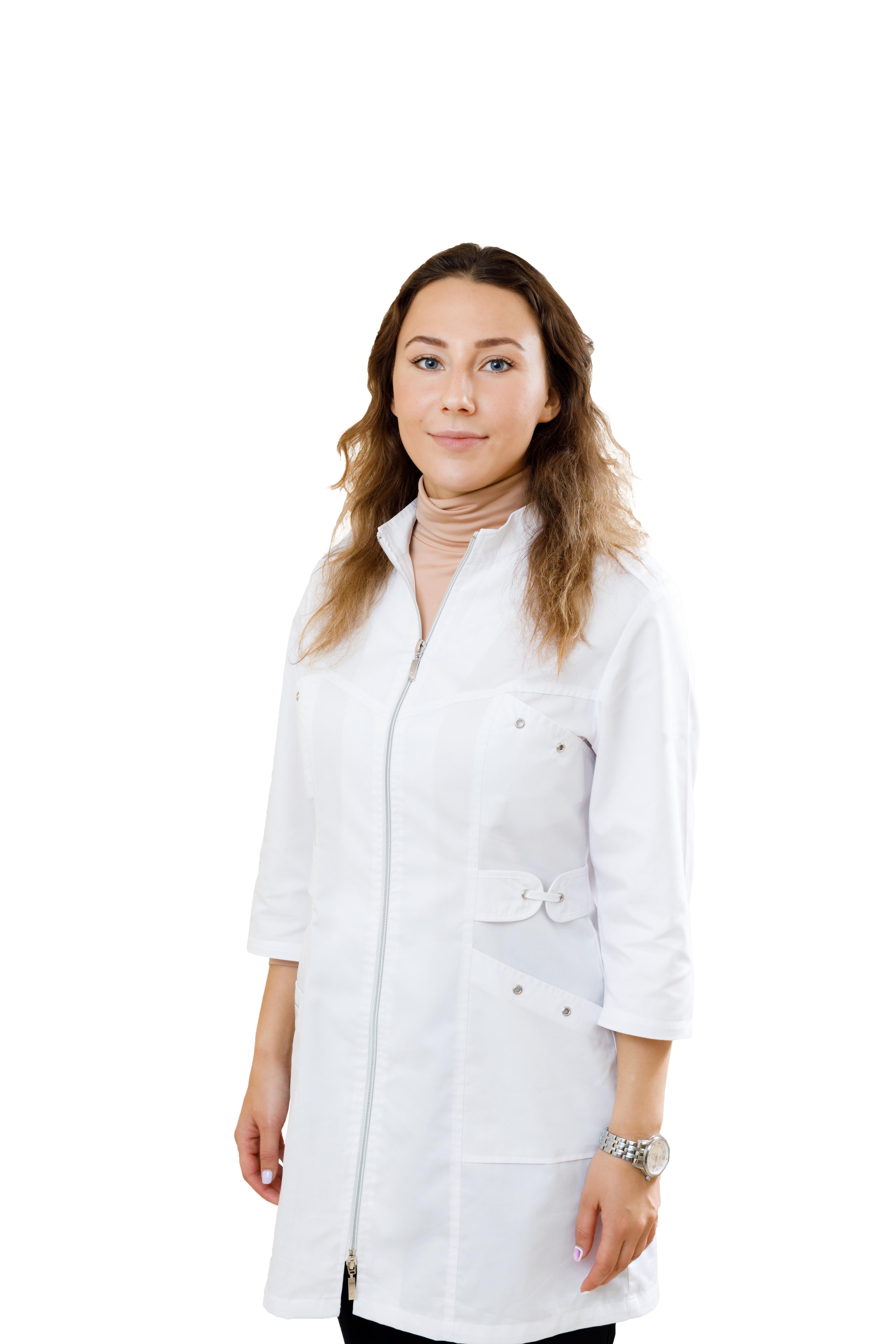 Анна Прокофьева,  медицинский п...