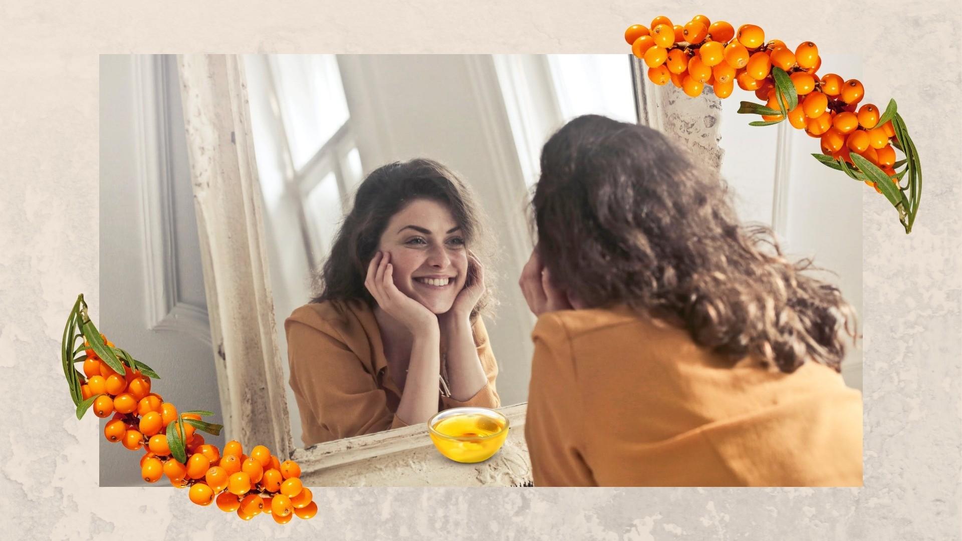 Натурально молодеем: чем полезно масло облепихи для лица и как его правильно применять?