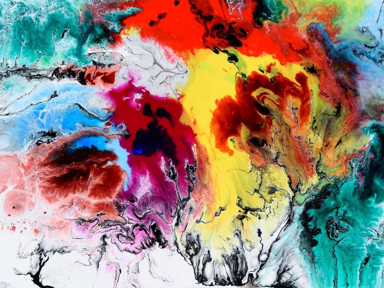 Как цвет поможет тебе вылечиться? Действенный прием цветотерапии