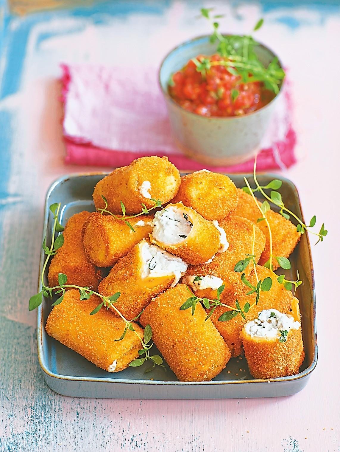 Ужин по-итальянски: рецепт жареных каннеллони