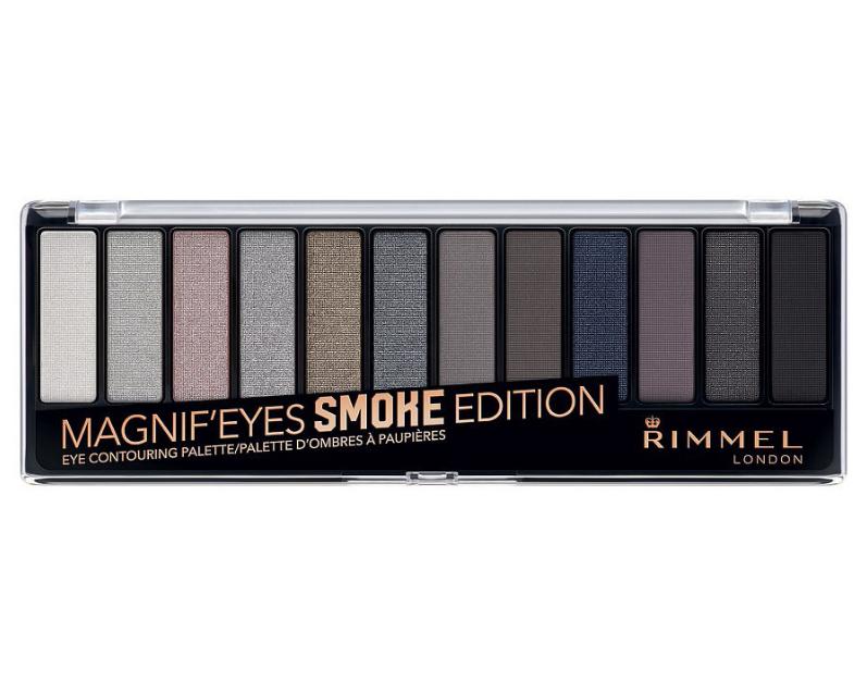 Magnifeyes Palette, Smoke Edition, Rimmel