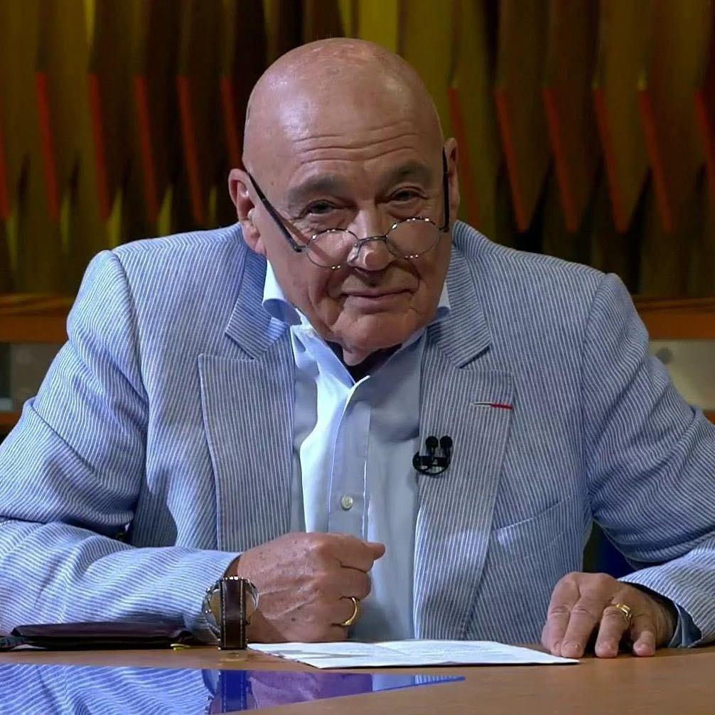 Владимир Познер раскритиковал Дудя завопросы Киселеву