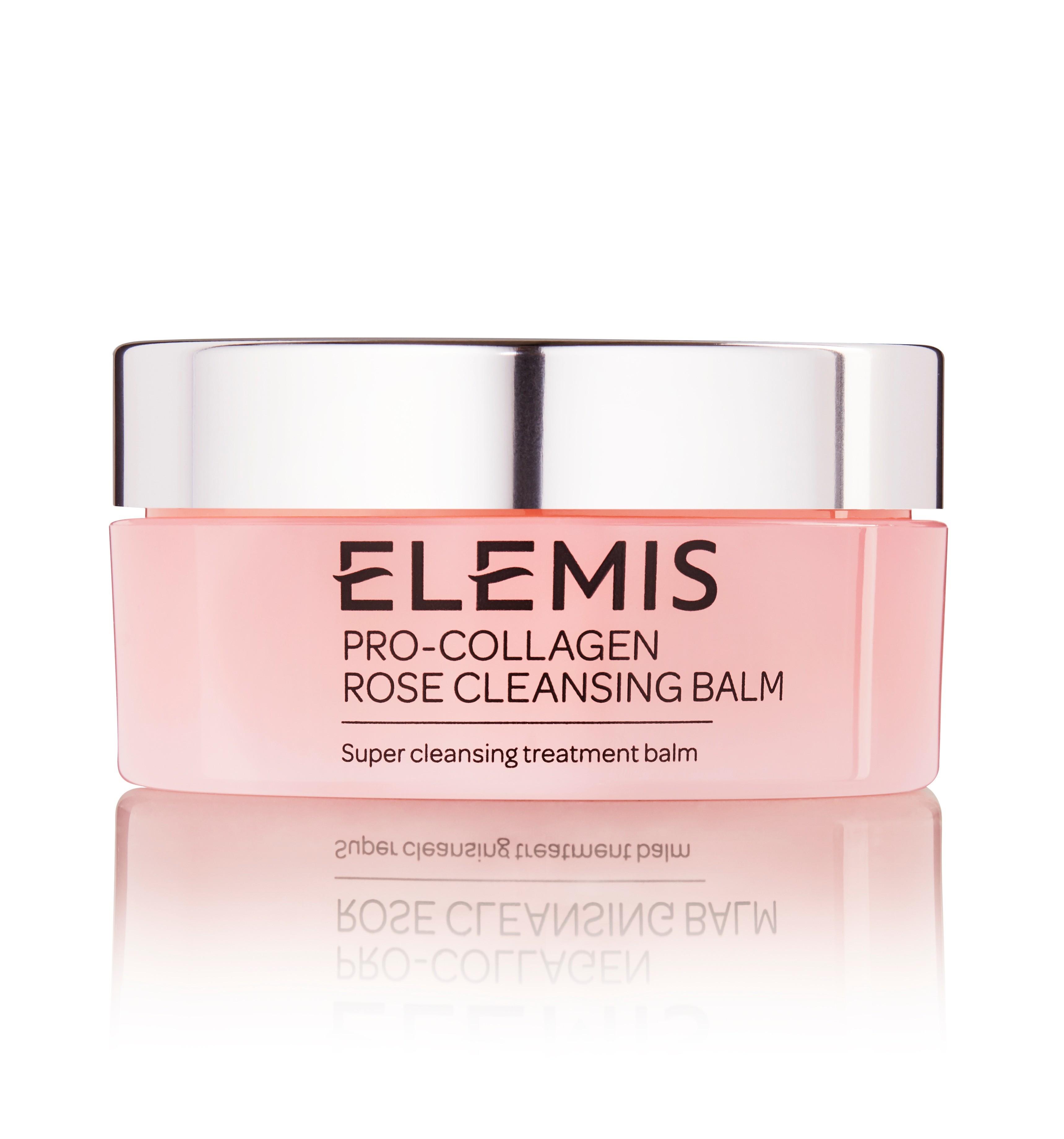 Бальзам для умывания Pro-Collagen Rose Cleansing Balm, Elemis