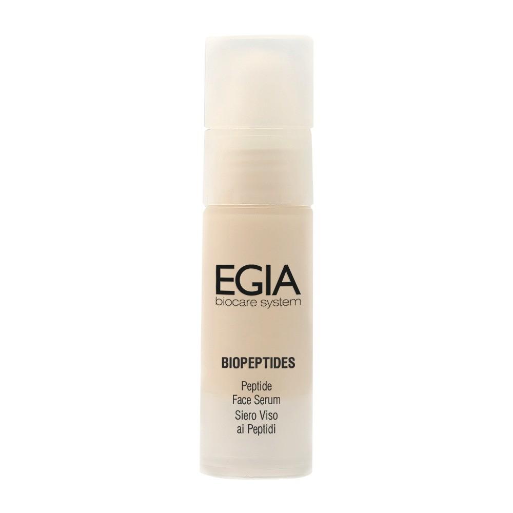 Сыворотка омолаживающая спептидным комплексом Peptide Face Serum, Egia