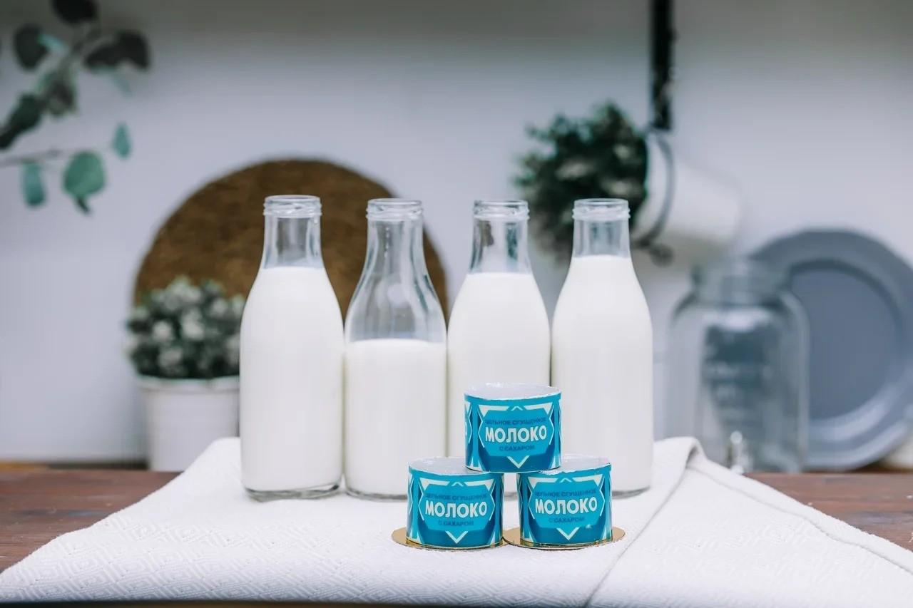 Анна Седокова создала коллекцию сладостей «Молочная мама»