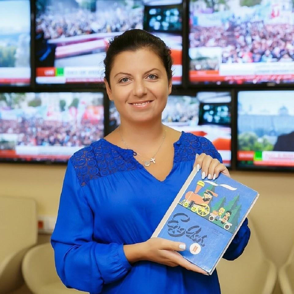 Маргарита Симоньян подтвердила свою беременность