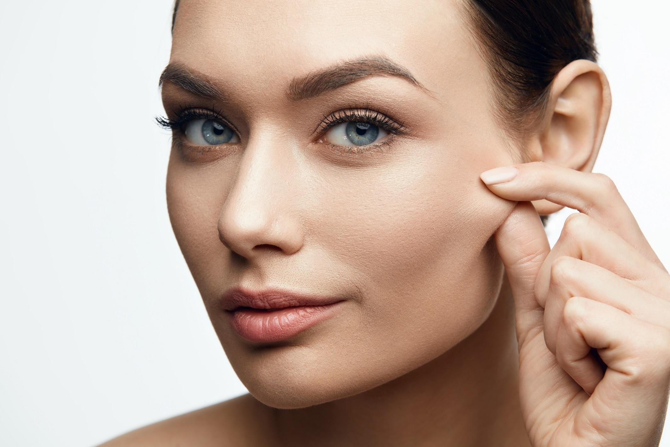 Как похудеть в лице и в щеках: план, который работает