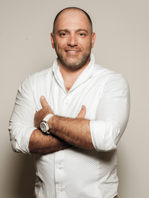 Георгий Хвистани, владелец ресторанного холдинга London Restaurant Group