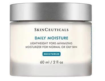 Легкий увлажняющий крем с матирующим эффектом Daily Moisture, SkinSeuticals