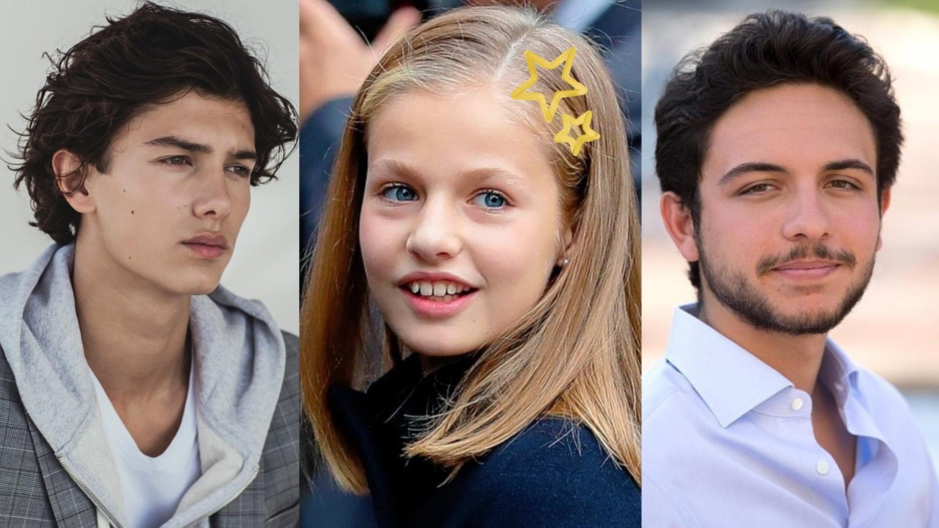 Поколение next: принцы и принцессы, о которых скоро заговорит весь мир
