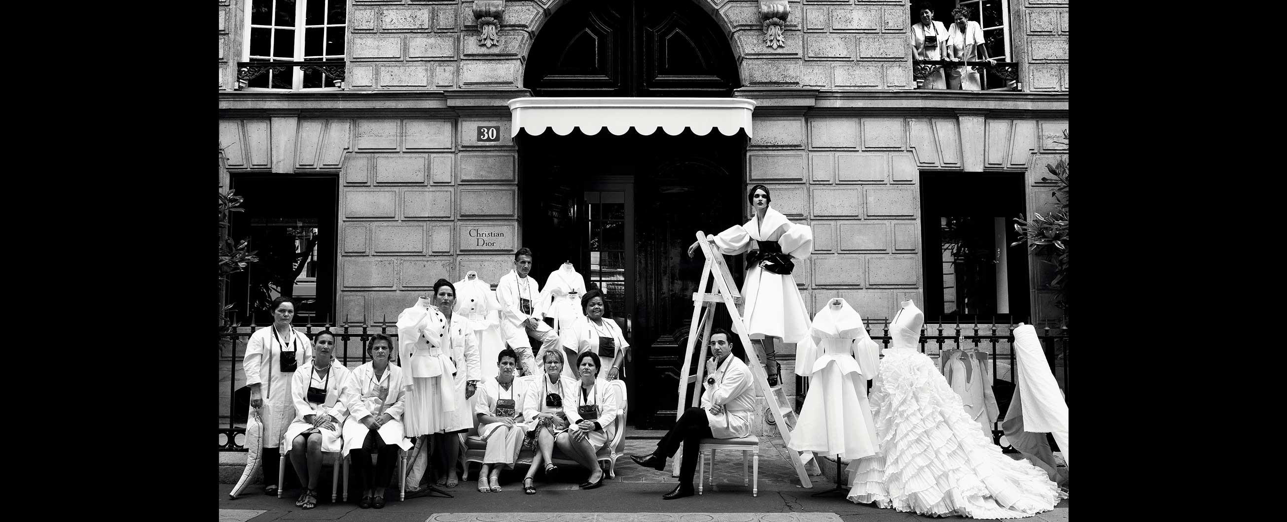 Революции в Dior: как менялся модный дом с приходом новых дизайнеров