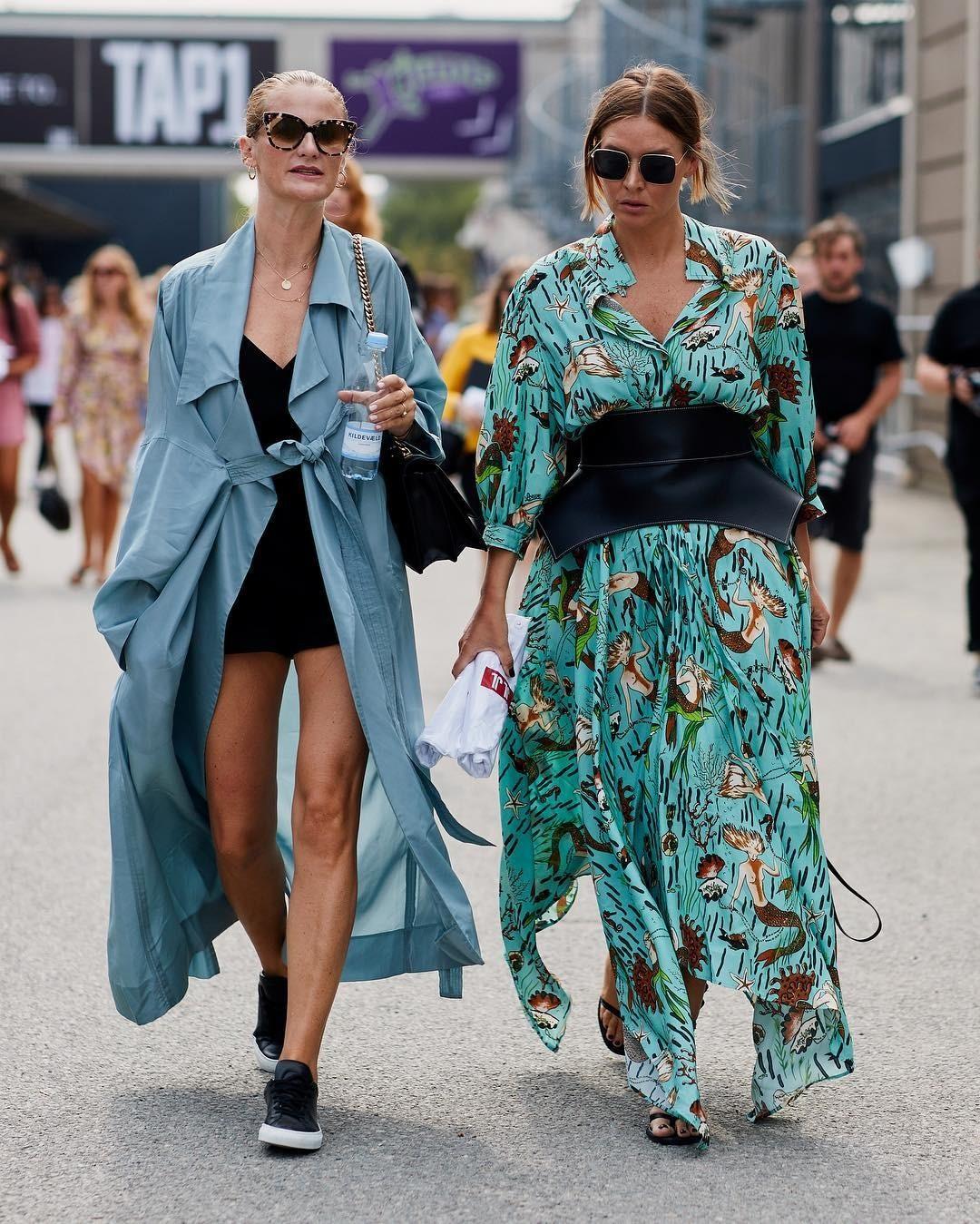 Летнее пальто: как носить и с чем комбинировать