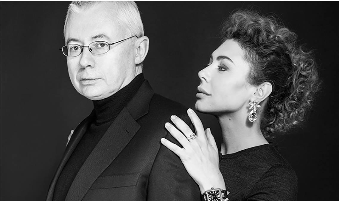 Божена Рынска дала первое интервью после смерти Игоря Малашенко