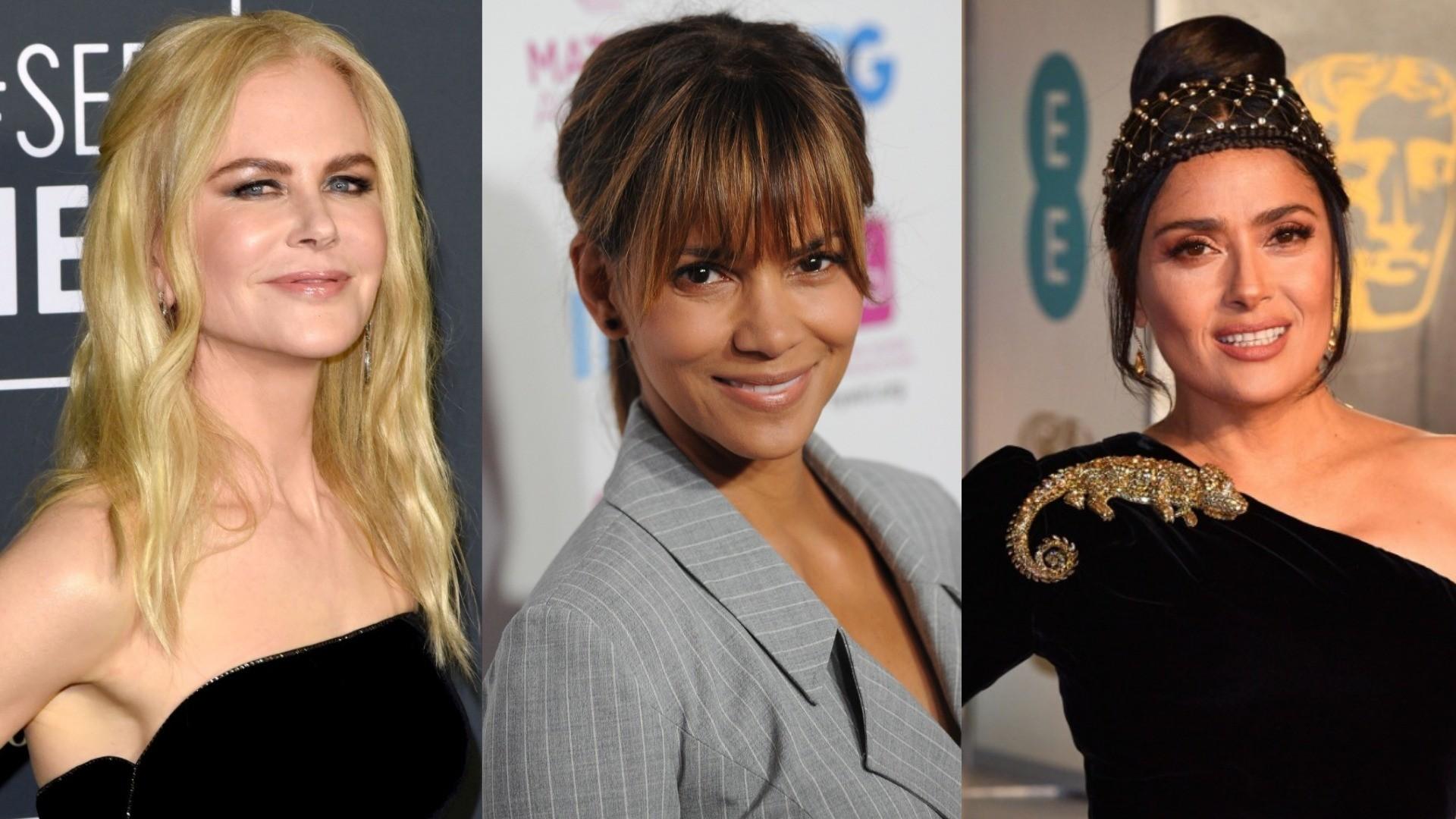 5 звезд, которые вышли замуж после 40 (и ты можешь)