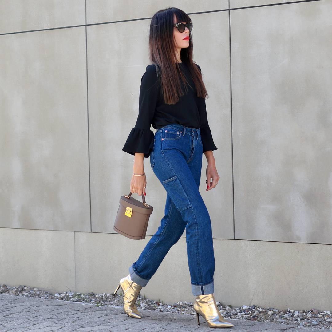 Самая популярная модель джинсов, которая должна быть и у тебя