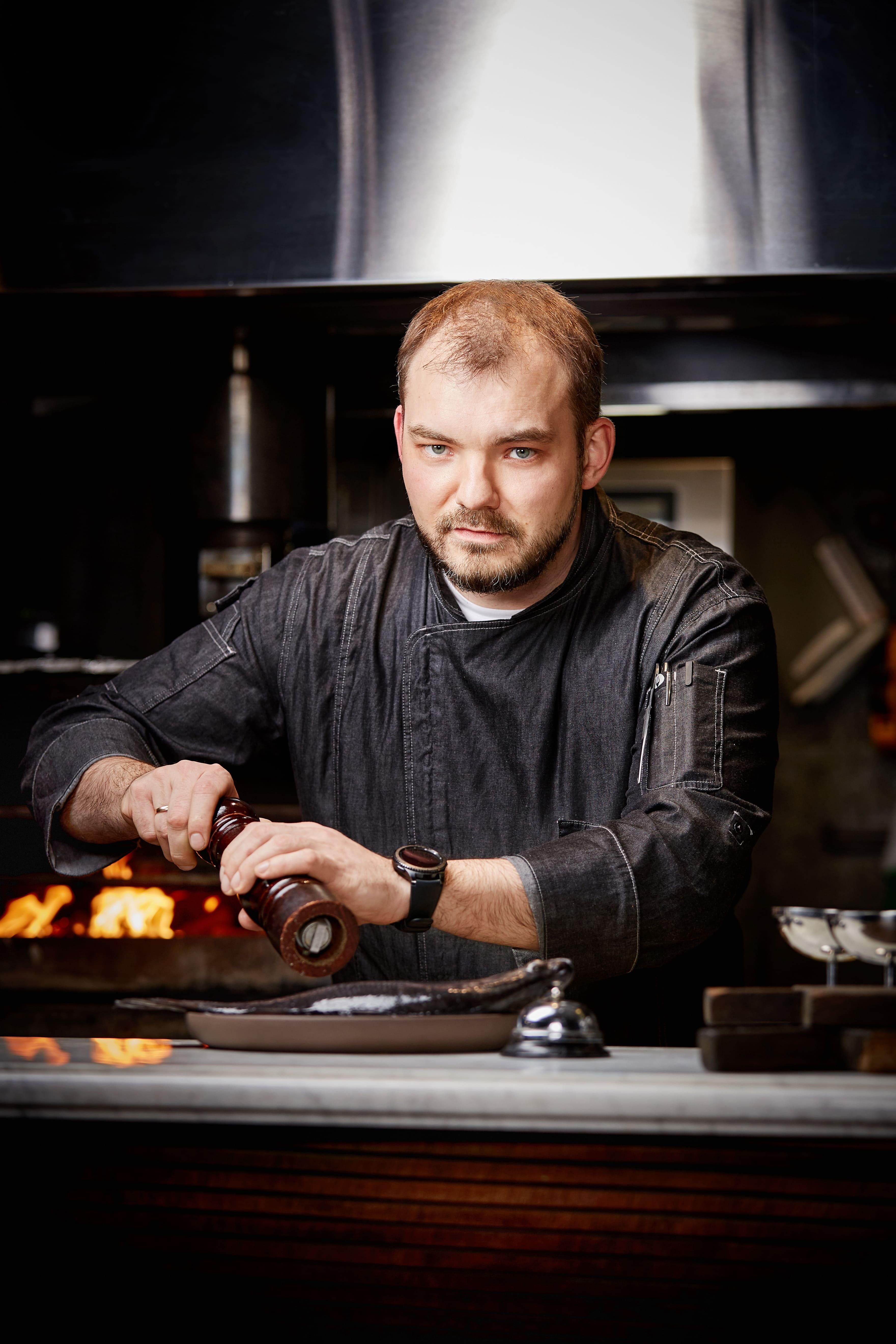 Алексей Страхов, шеф-повар рест...