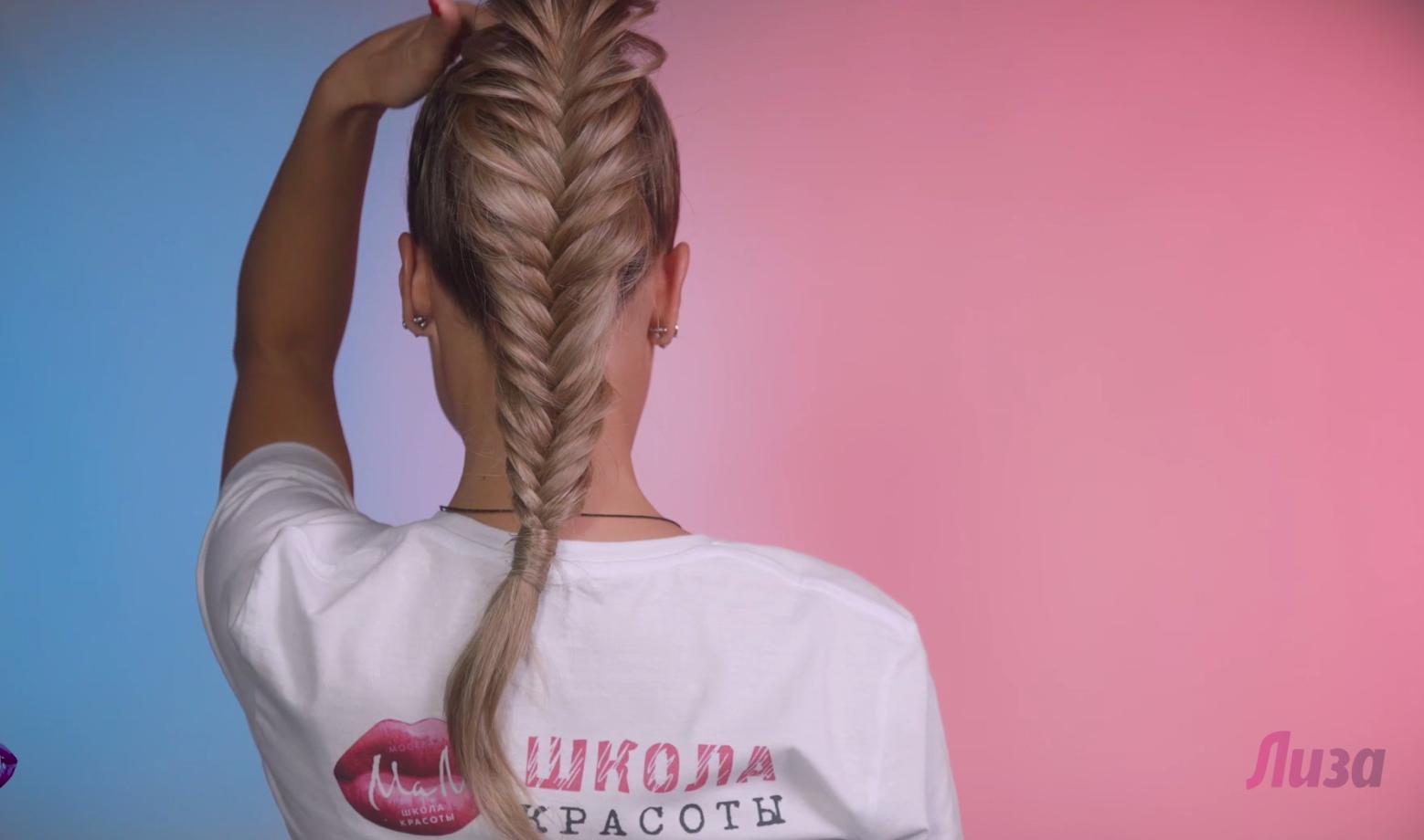Тренд на косы: простой способ объемного плетения