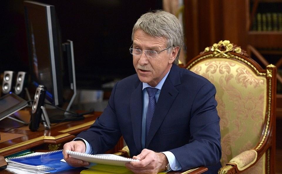 Леонид Михельсон стал богатейшим человеком России по версии Forbes
