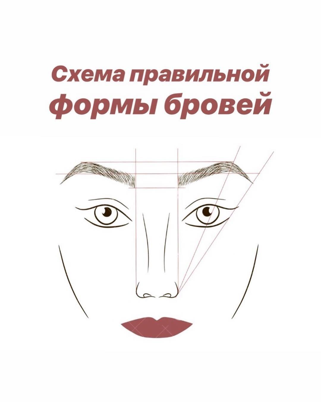Как правильно рисовать брови: самая полная инструкция