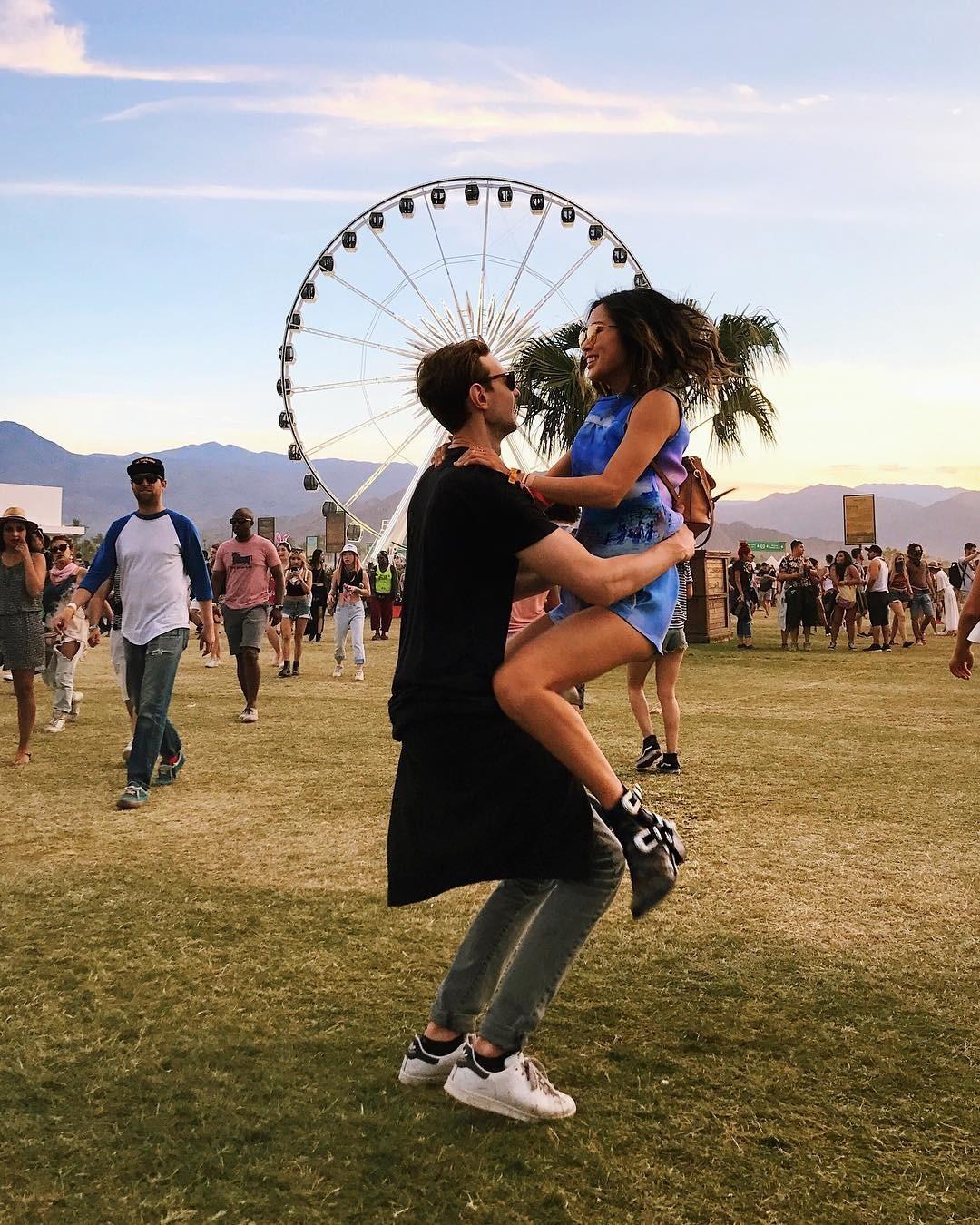 Краски лета: в чем пойти на музыкальный фестиваль