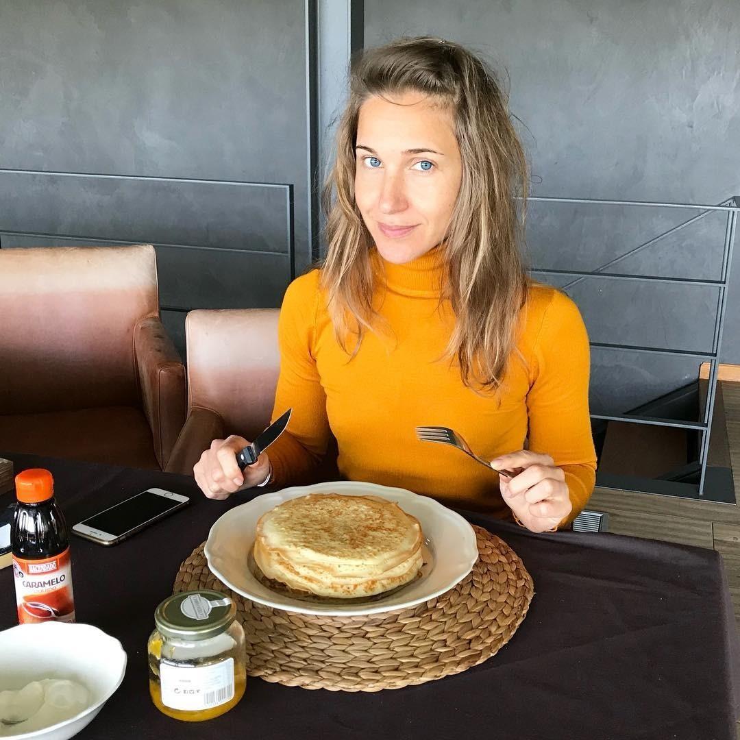 Юлия Ковальчук раскрыла секреты своей стройности