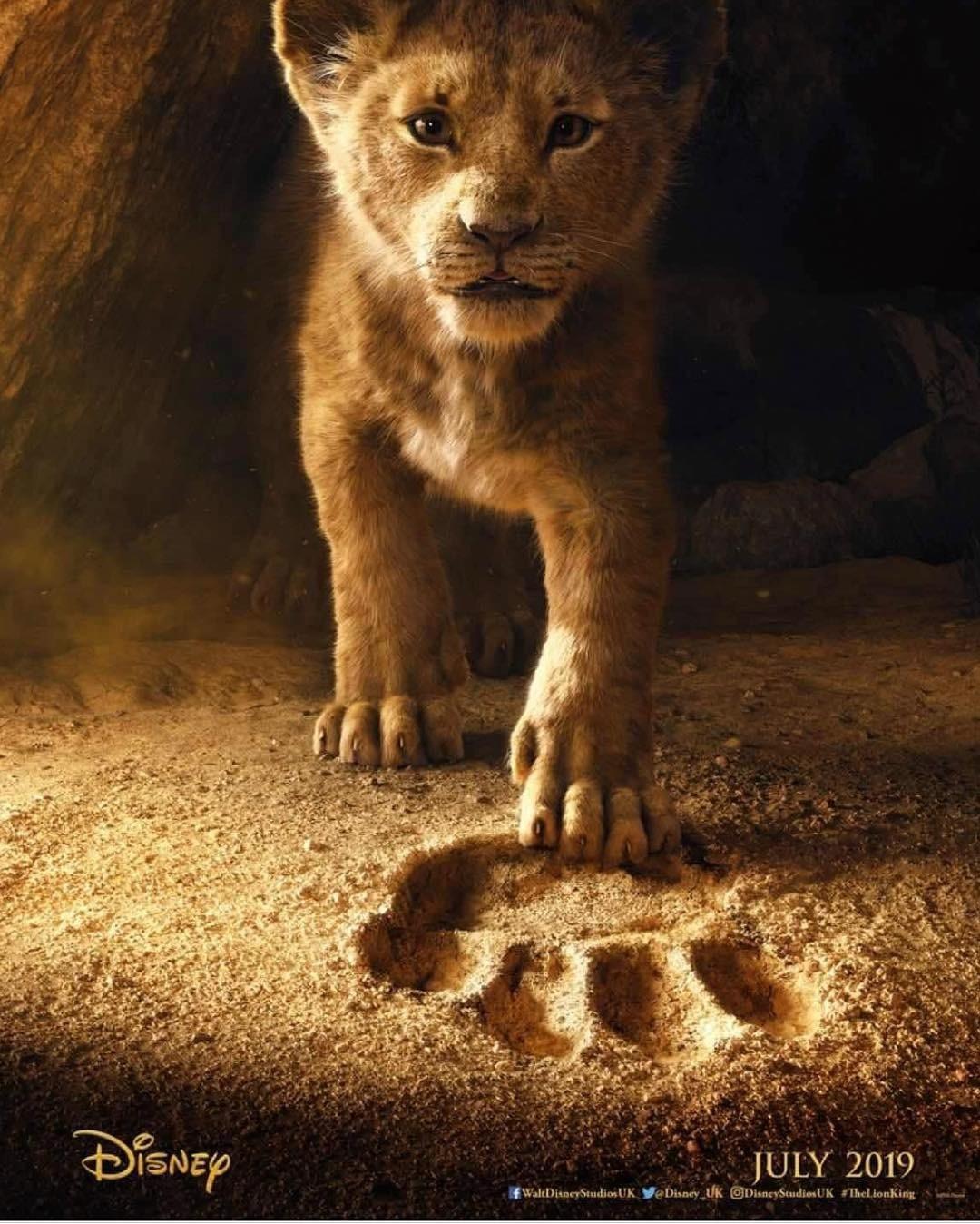 Disney опубликовал полноценный трейлер «Короля Льва»