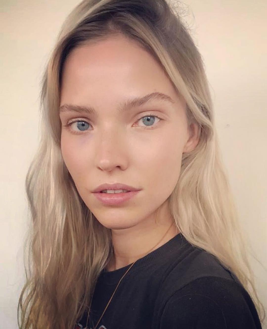 Звездой нового фильма Люка Бессона стала российская модель Саша Лусс