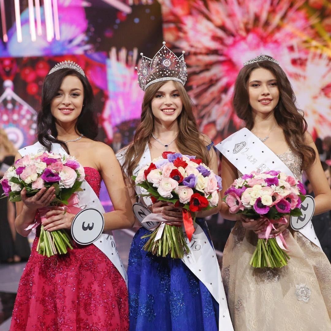 «Мисс Россия — 2019» стала жительница города Азов Алина Санько