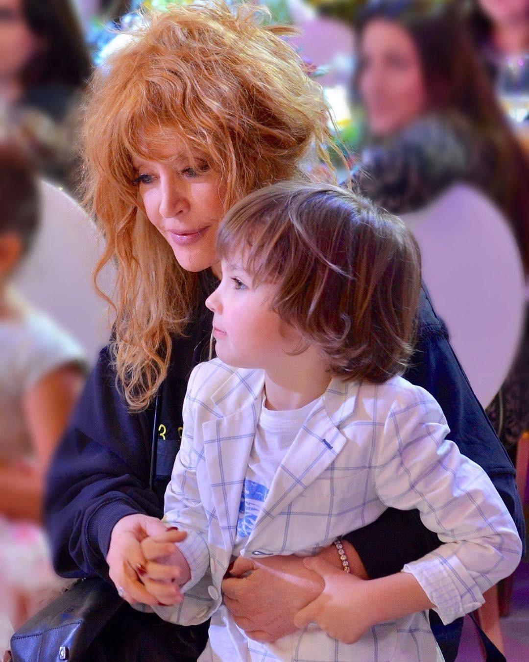 Дети Аллы Пугачевой: материнство с перерывом в 43 года