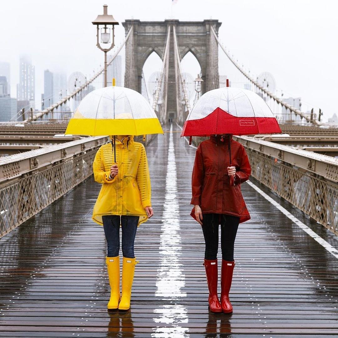 10 ярких зонтов для плохой погоды