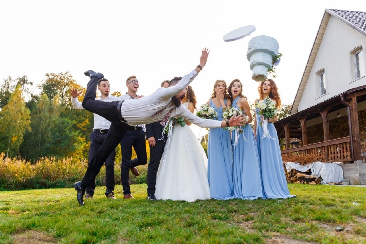 17 неприятностей, с которыми сталкивается каждая невеста