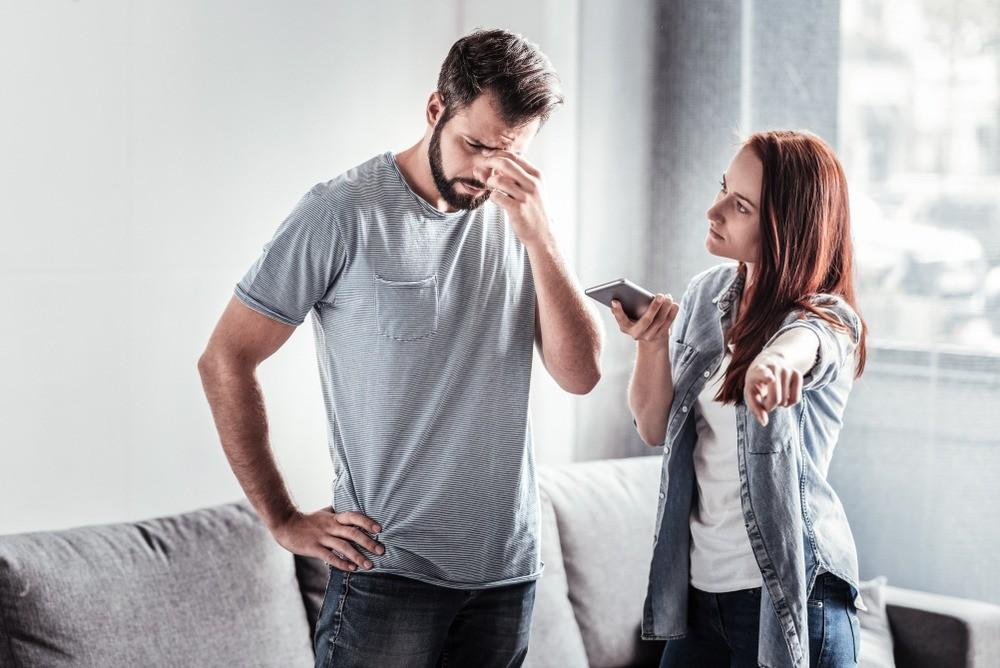 Как правильно ссориться с мужем