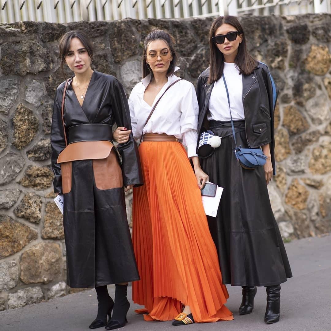 Плиссированная юбка: 5 актуальных моделей и с чем их носить