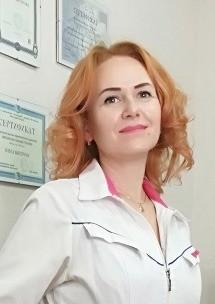 Ольга Быстрова