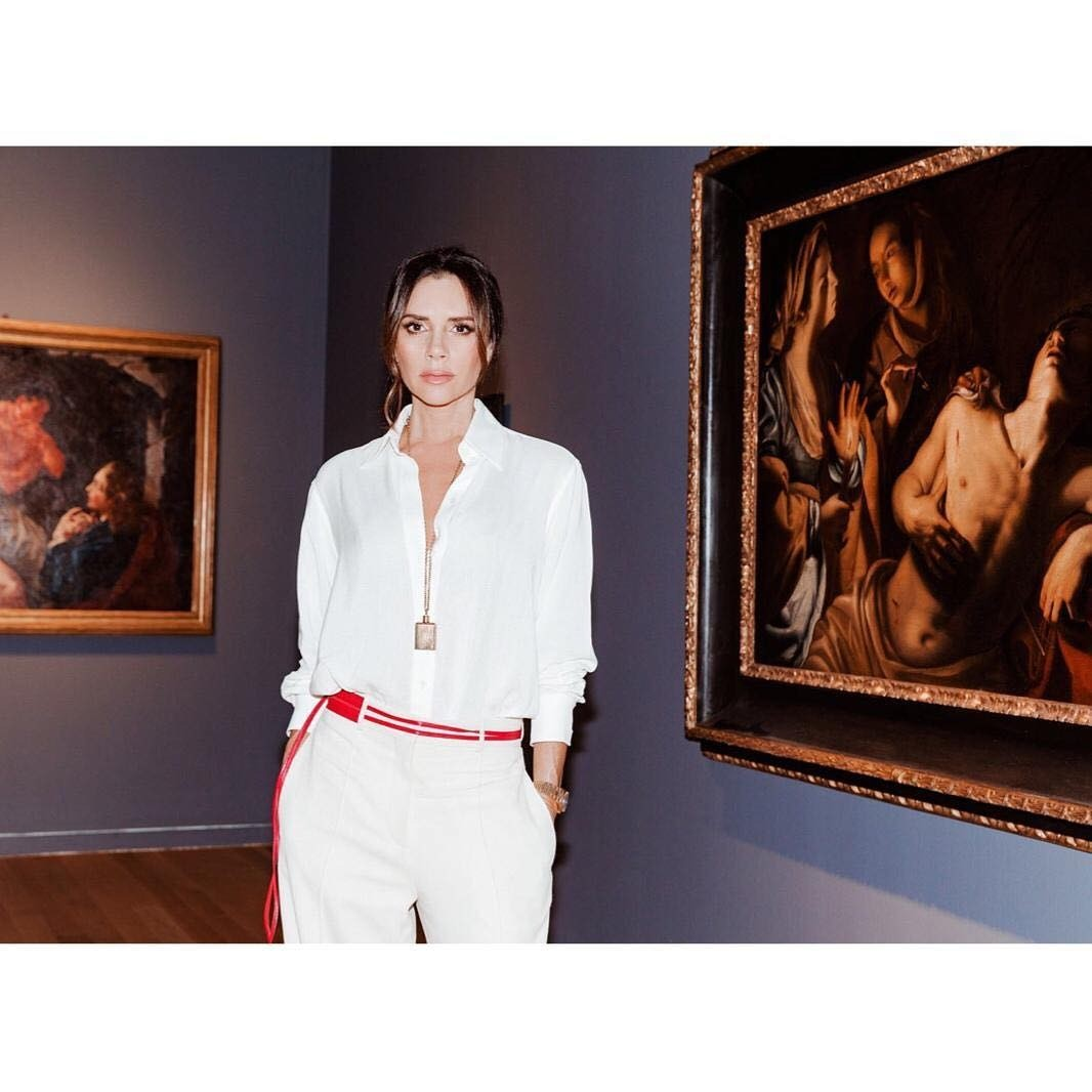 Модный аудит: что и как носит Виктория Бекхэм