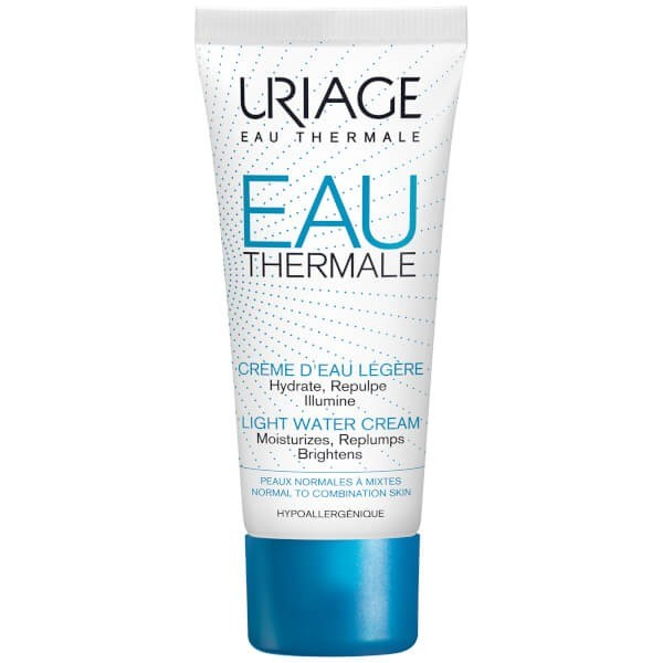 Увлажняющий крем для лица Eau Thermale Rich Water Cream, Uriage