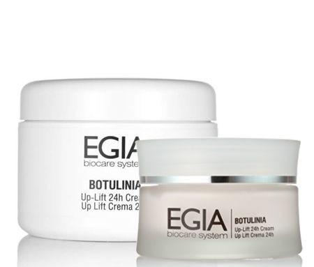 Насыщенный крем для глубокого увлажнения кожи Up-Lift 24h Cream, Egia