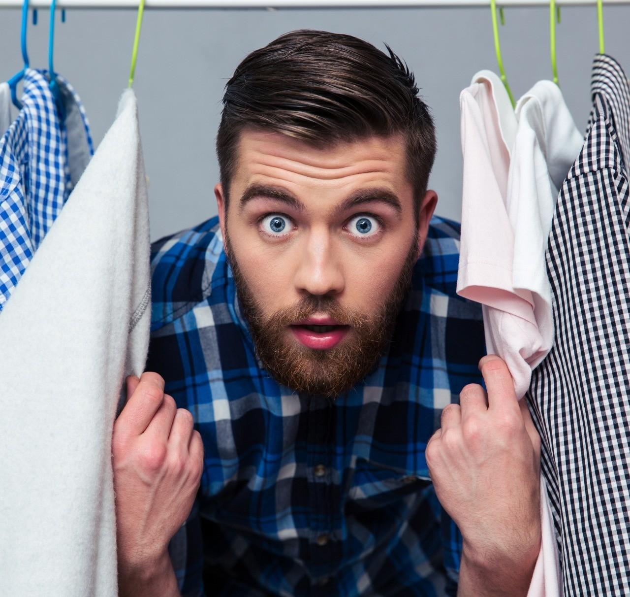 Он ужасно одевается: как убедить его сменить гардероб