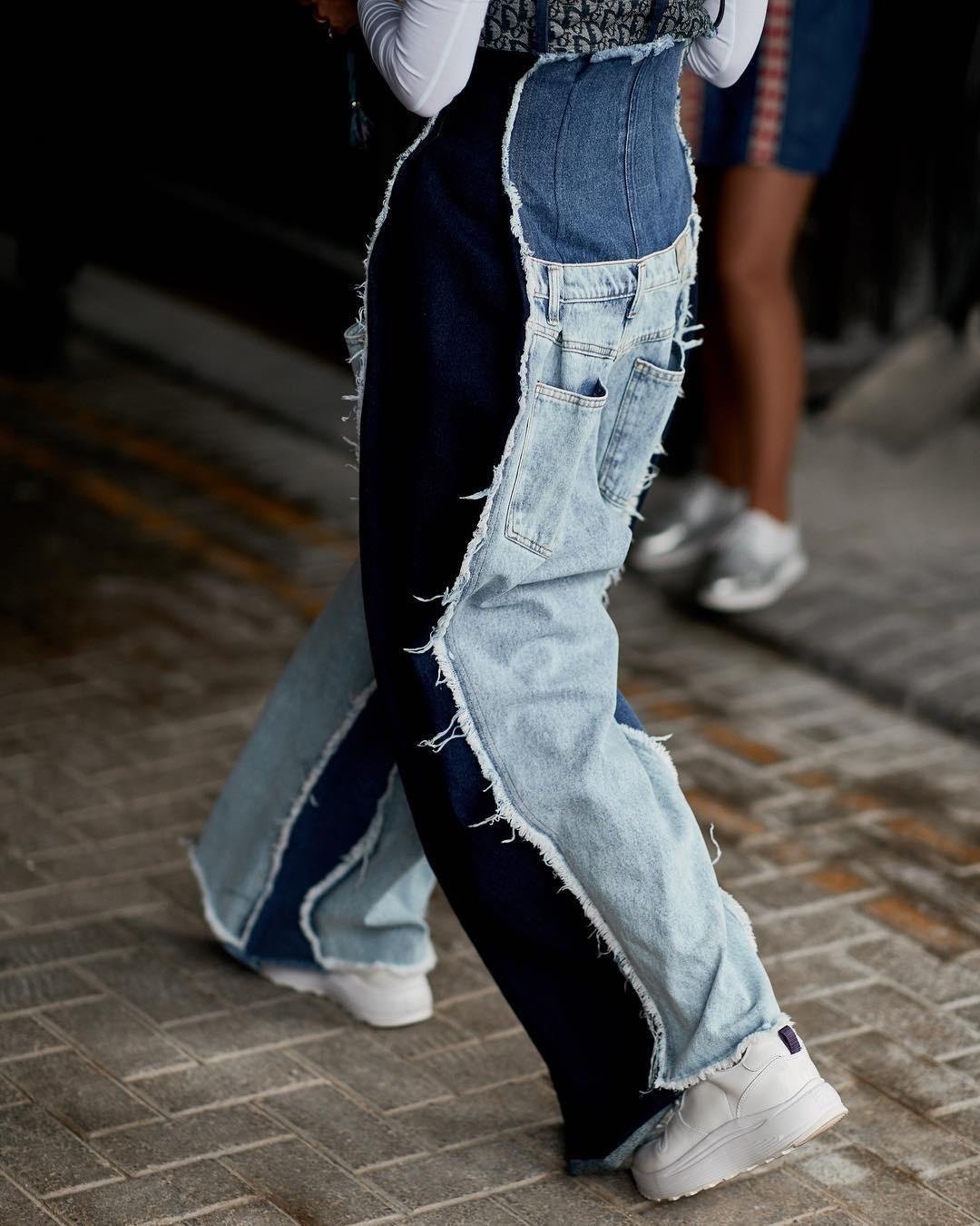 Постоянная переменная: белые кроссовки и с чем их носить