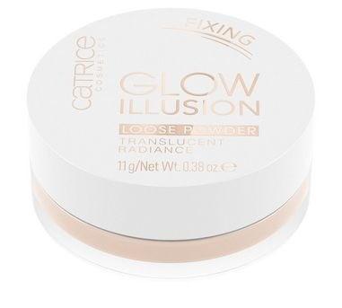 Рассыпчатая пудра Glow Illusion Loose Powder, Catrice