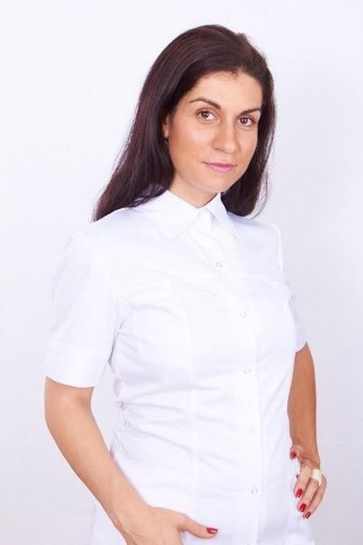 Ирина Мартиросова