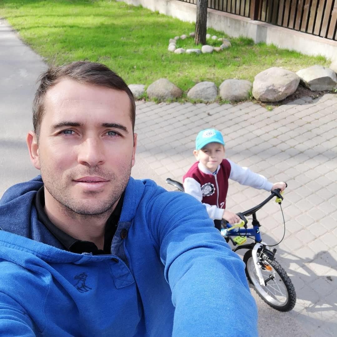 Александр Кержаков и Милана Тюльпанова официально развелись