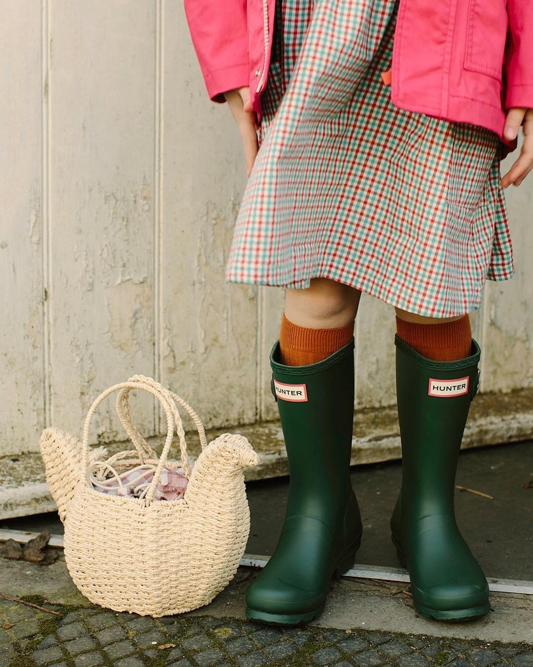 Самые модные резиновые сапоги этого года