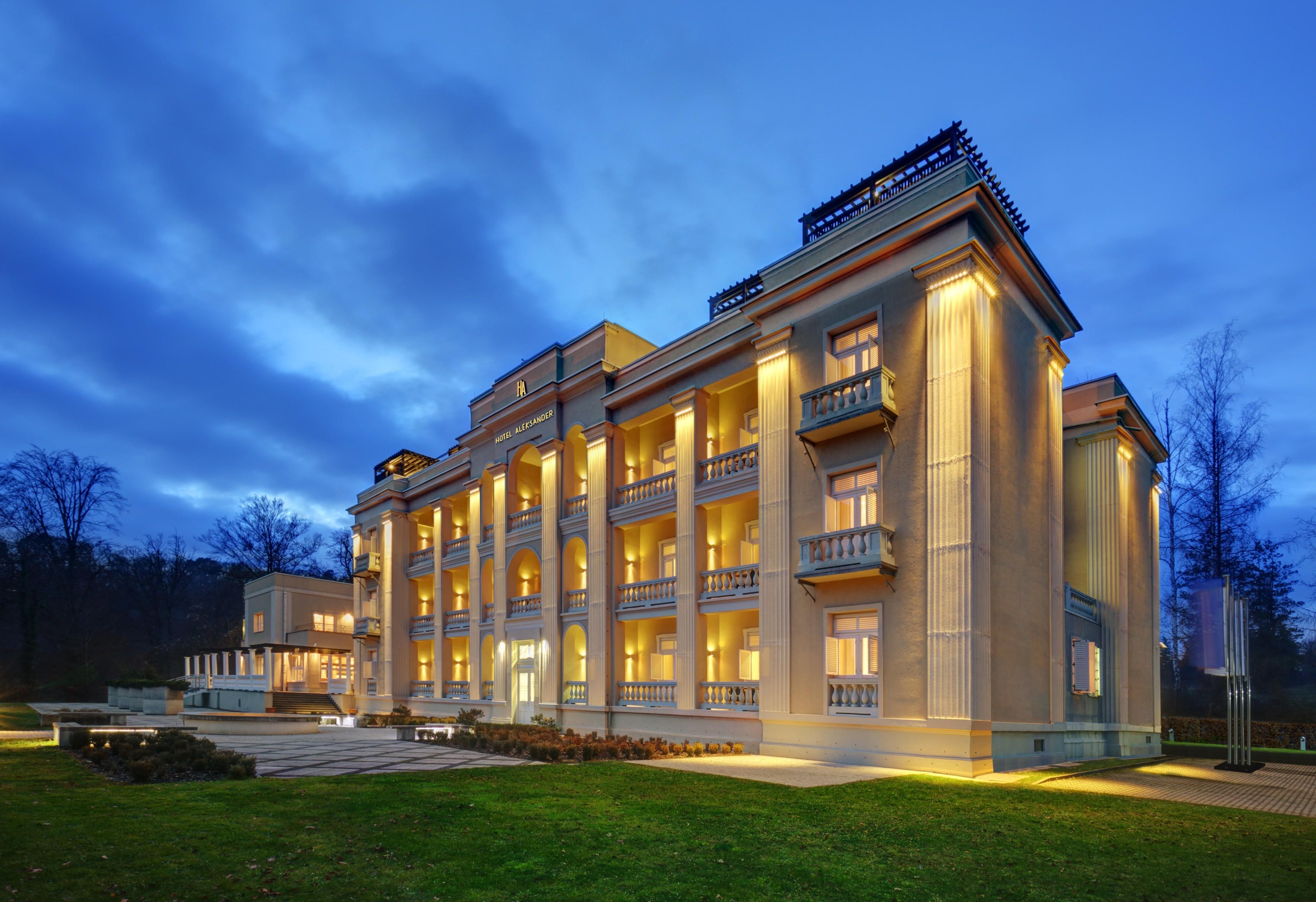 Отдых по-королевски: отзыв о Hotel Aleksander Medical & SPA