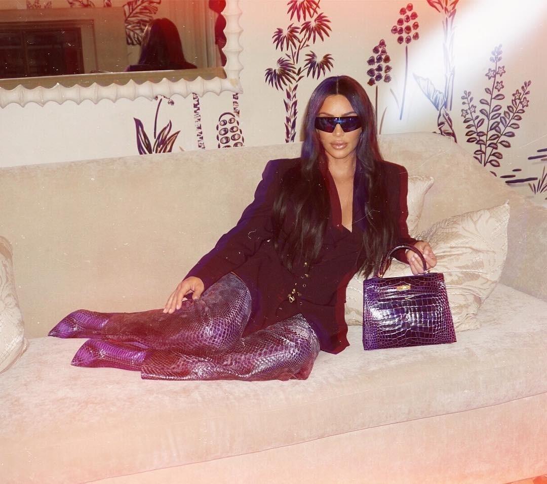 Ким Кардашьян устроила baby shower сконопляным маслом