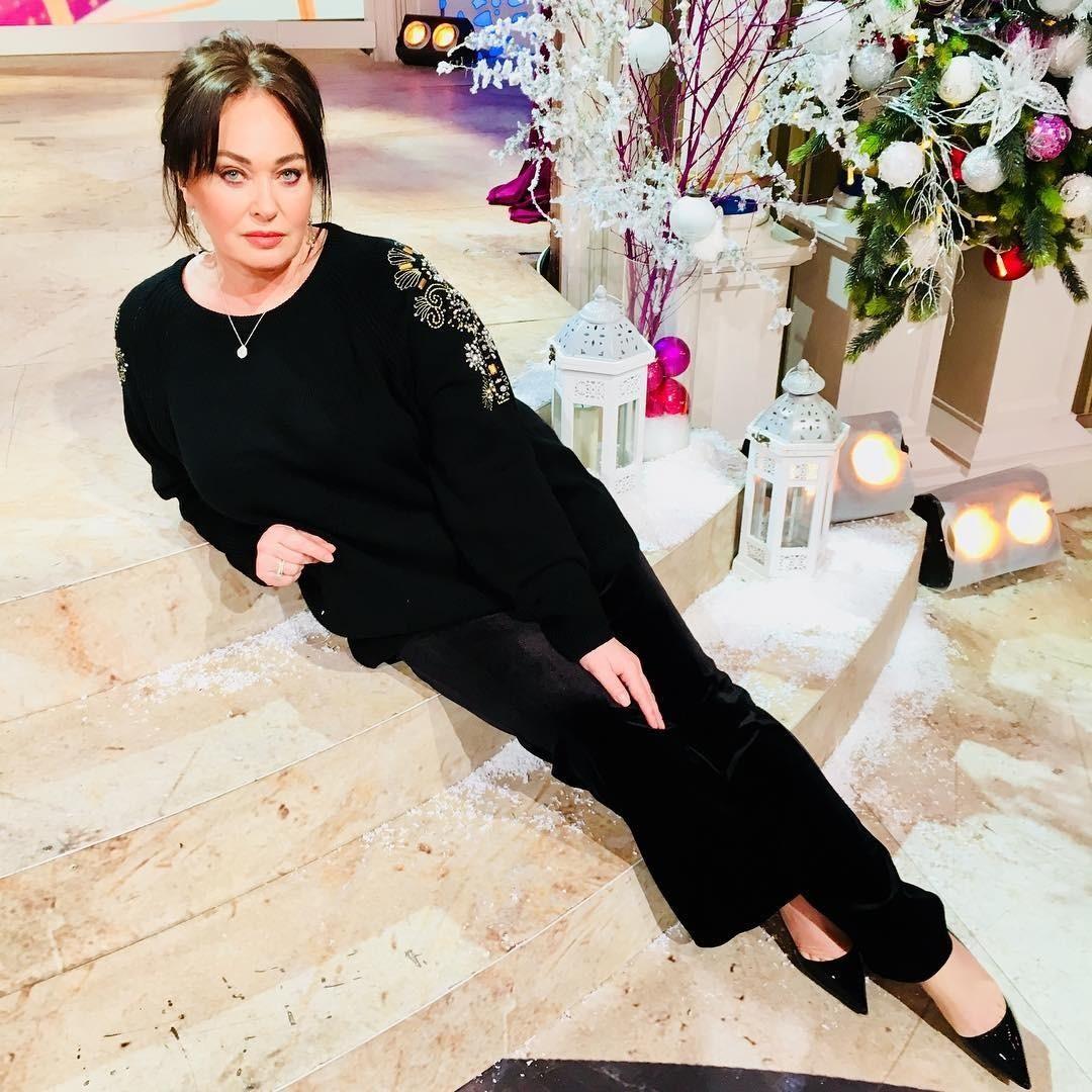 Лариса Гузеева оказалась под капельницей