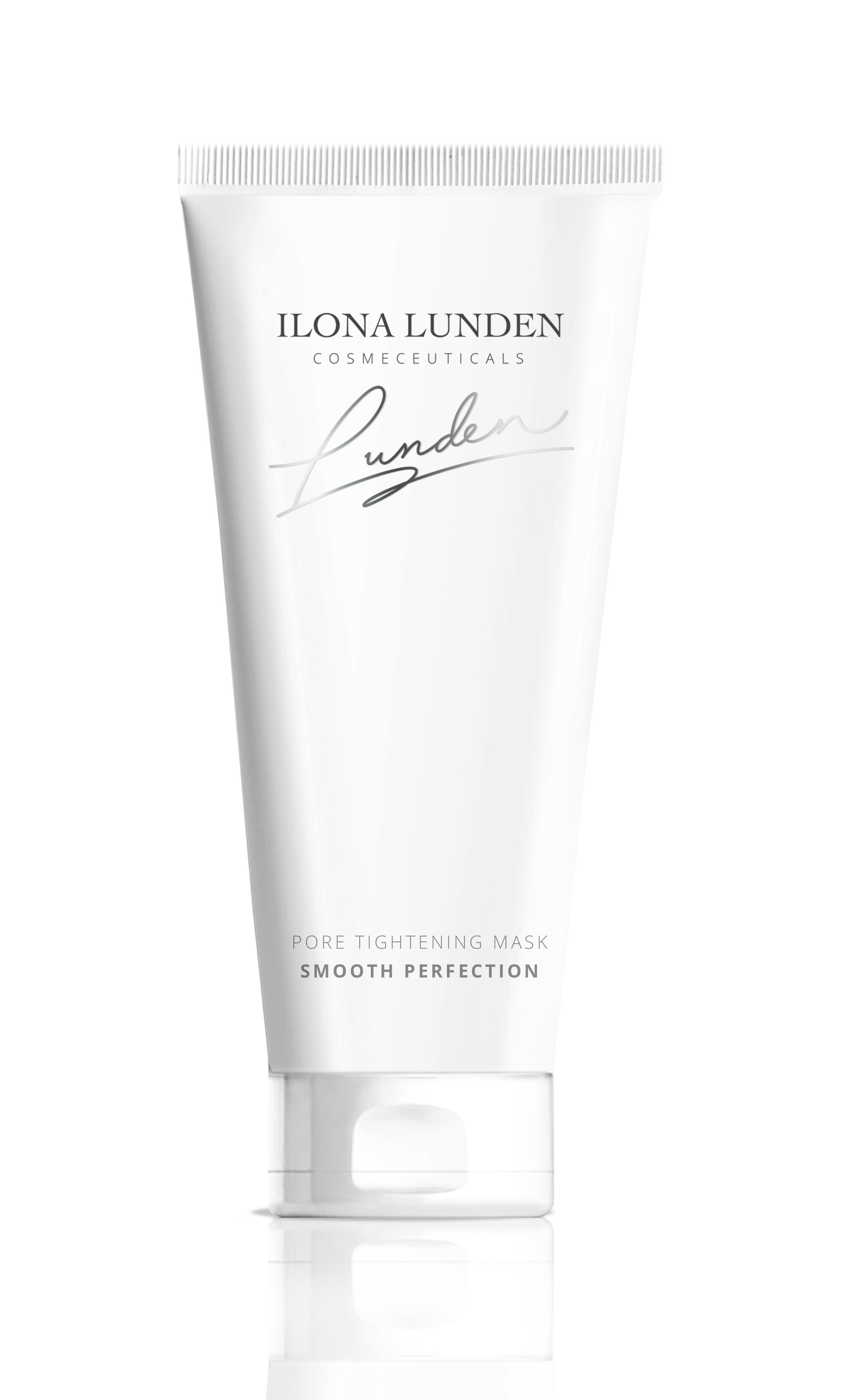 Маска для лица «Мгновенное преображение», Ilona Lunden