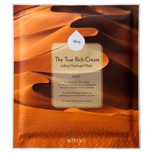 Кремово-гидрогелевая маска лифтинг в одноразовой упаковке The True Rich Cream, I'm Sorry For My Skin