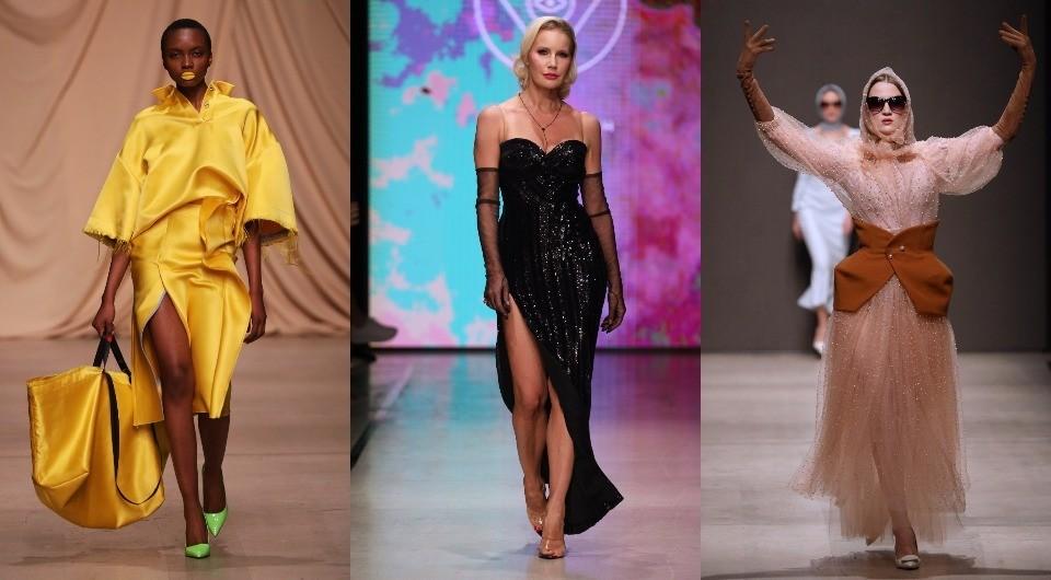 Российские звезды на подиуме: как прошел последний день Mercedes-Benz Fashion Week